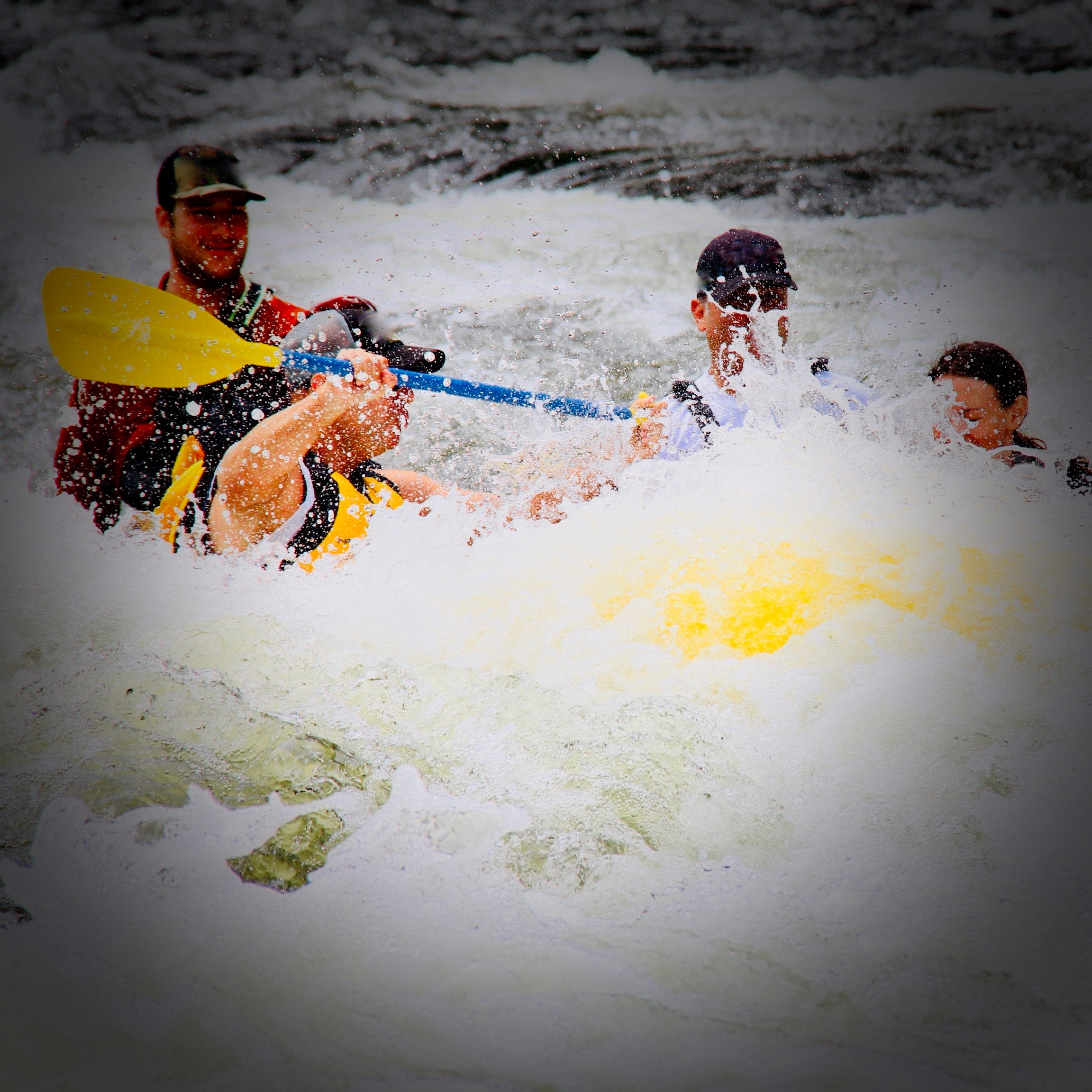Fantasies - I turn myself on when… I fantasize.I used to shut down fantasies before they started. I don't know why. But now, when my day presents me with a whitewater guide who leads me on a crazy adventure that turns me on, I go ahead and let myself fantasize.