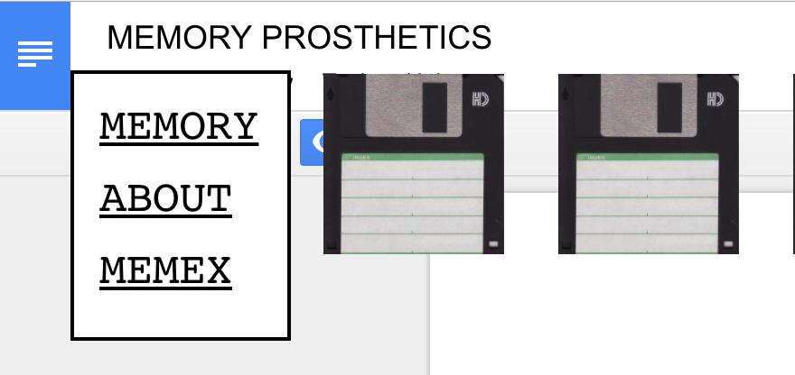 memory prosthetics