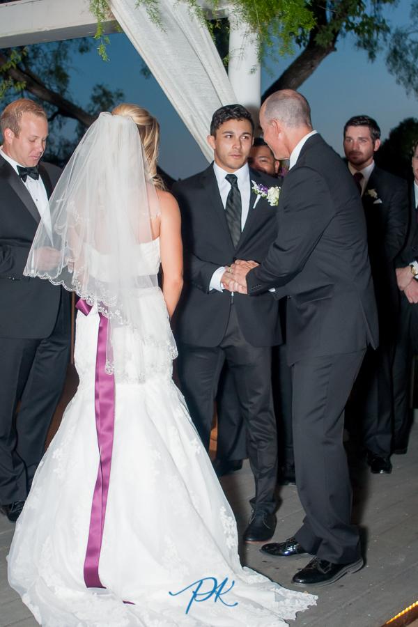 Giving Away the Bride -San Antonio Wedding Photographer