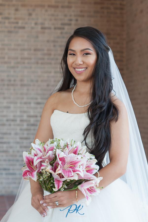 Hawaiian Bride - San Antonio Wedding Photographer
