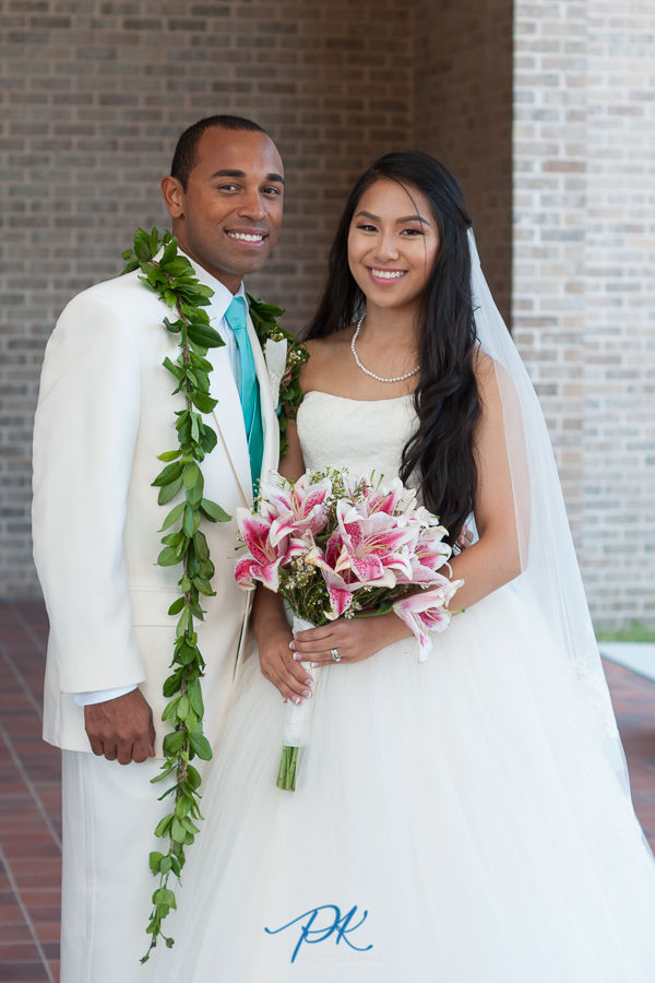 Bride and Groom - San Antonio Wedding Photographer