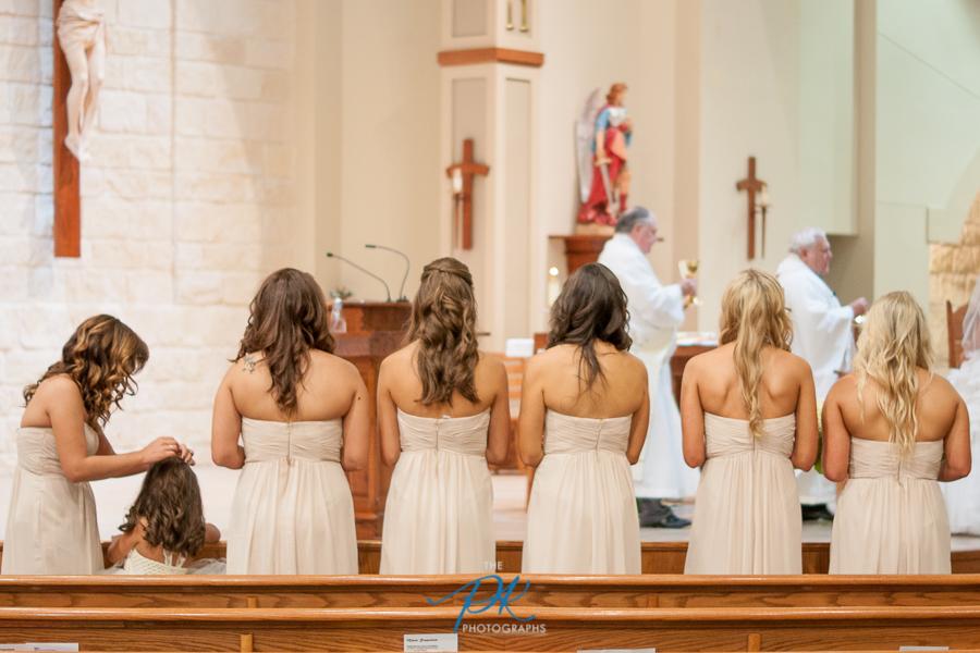 bridesmaids-flower-girl-wedding-peach-beige-back-dresses.jpg