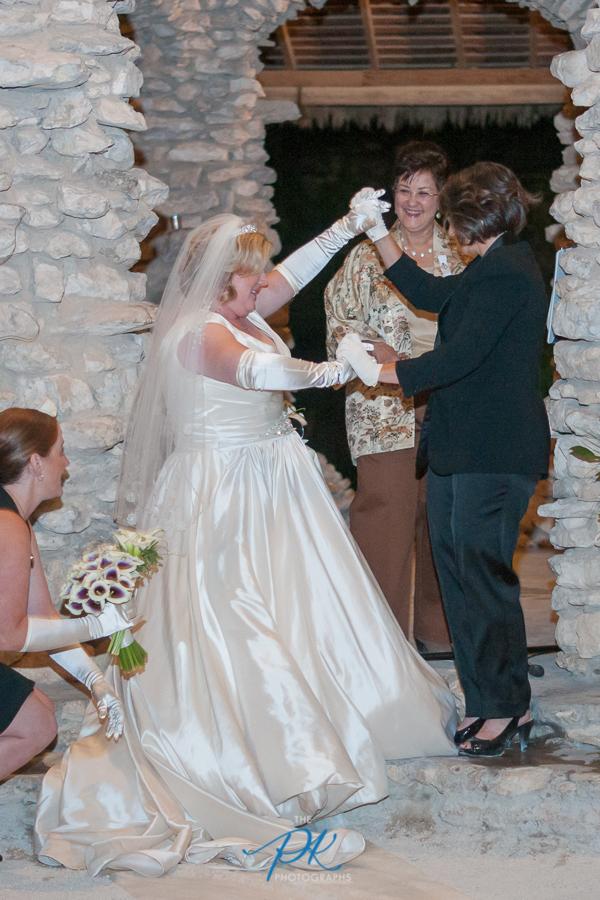 Japanese Tea Gardens LGBTQ Wedding - San Antonio Wedding Photographer