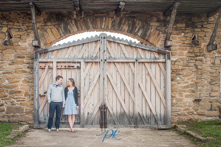 San Antonio Missions - Engagement and Wedding Photographer