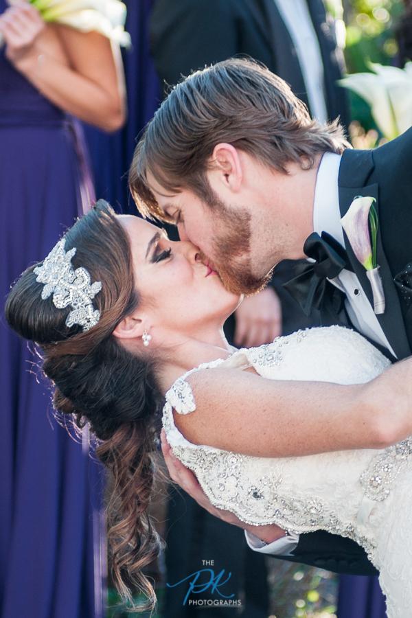 Wedding Reception at the McNay Art Museum - San Antonio Wedding Photographer