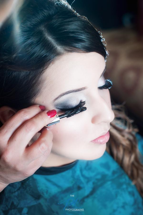 Bridal Makeup - San Antonio Wedding Photographer