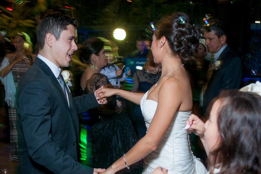 Wedding Reception at La Fonda on Main - San Antonio Wedding Photographer