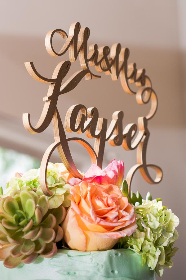 Wedding Reception at  The Lodge at Bridal Veil Falls | San Antonio Wedding Photographer