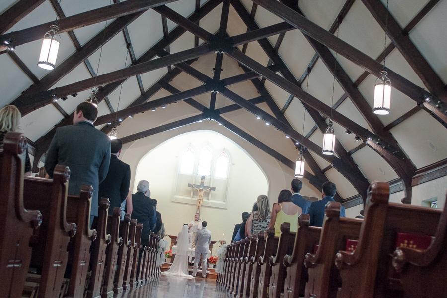 Our Lady Of Grace | San Antonio Wedding Photographer