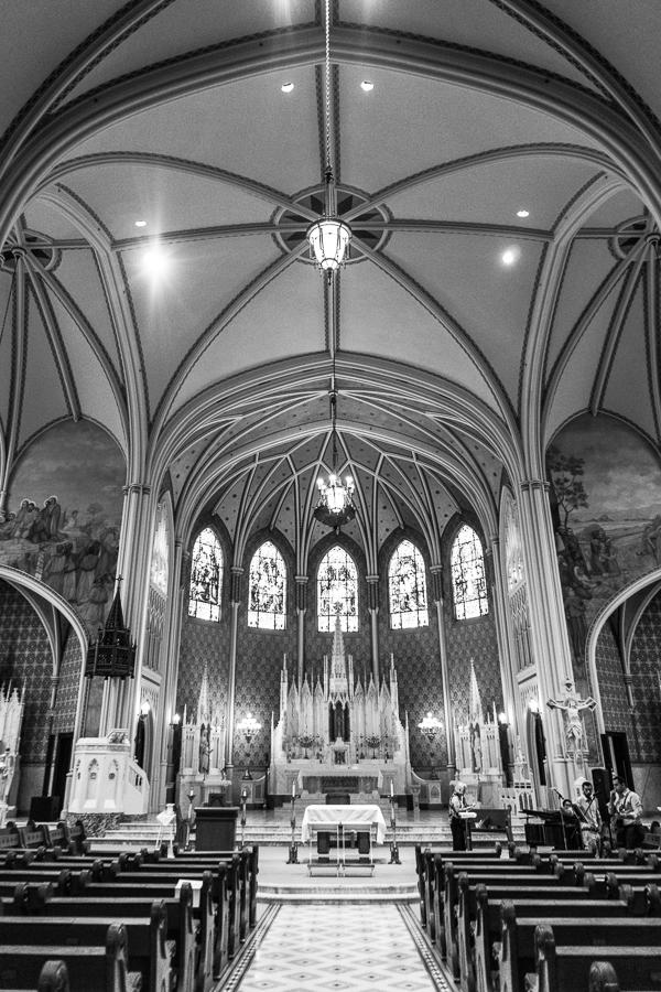 Our Lady of the Lake Church | San Antonio Wedding Photographer