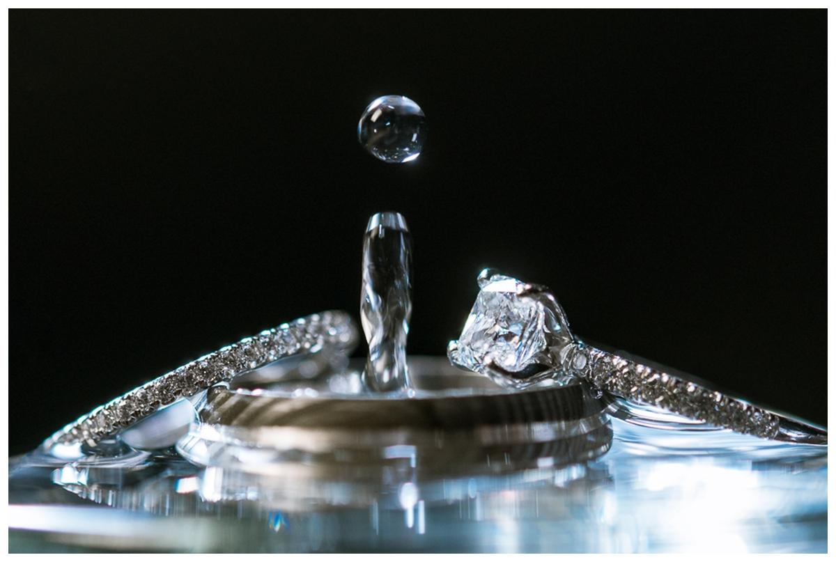 Wedding Rings | San Antonio Wedding Photographer