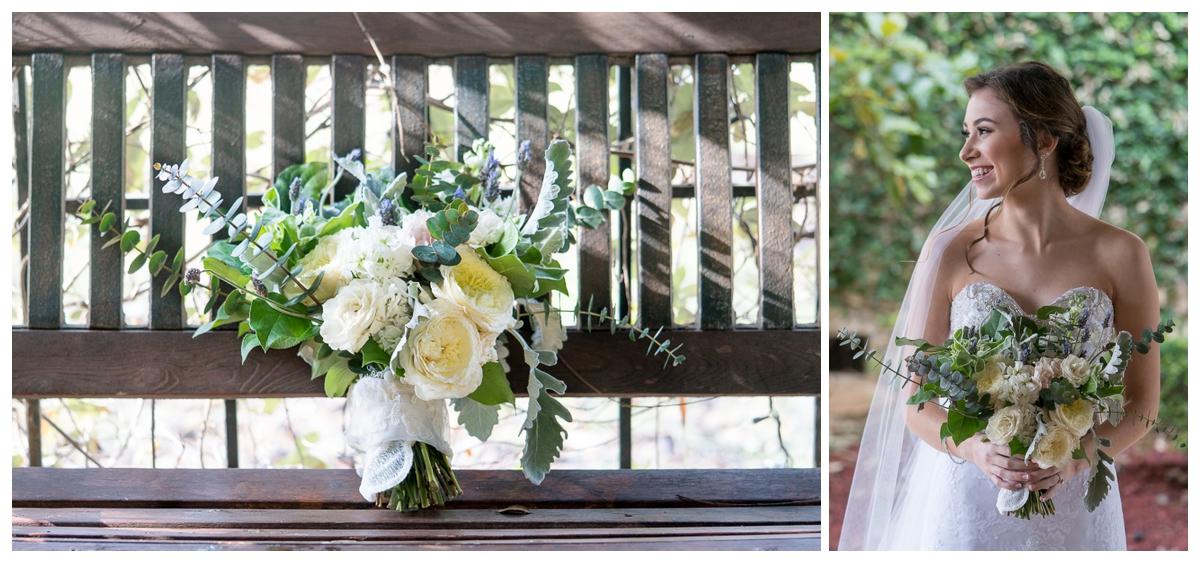 Bride and Bouquet | San Antonio Wedding Photography