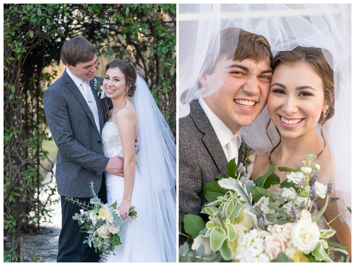 Bride and Groom | San Antonio Wedding Photography