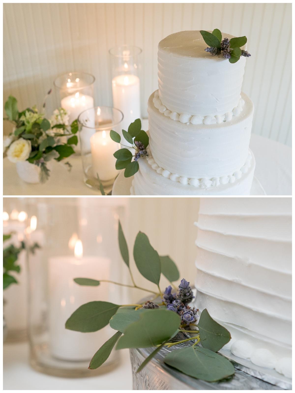 Wedding Cake | San Antonio Wedding Photography