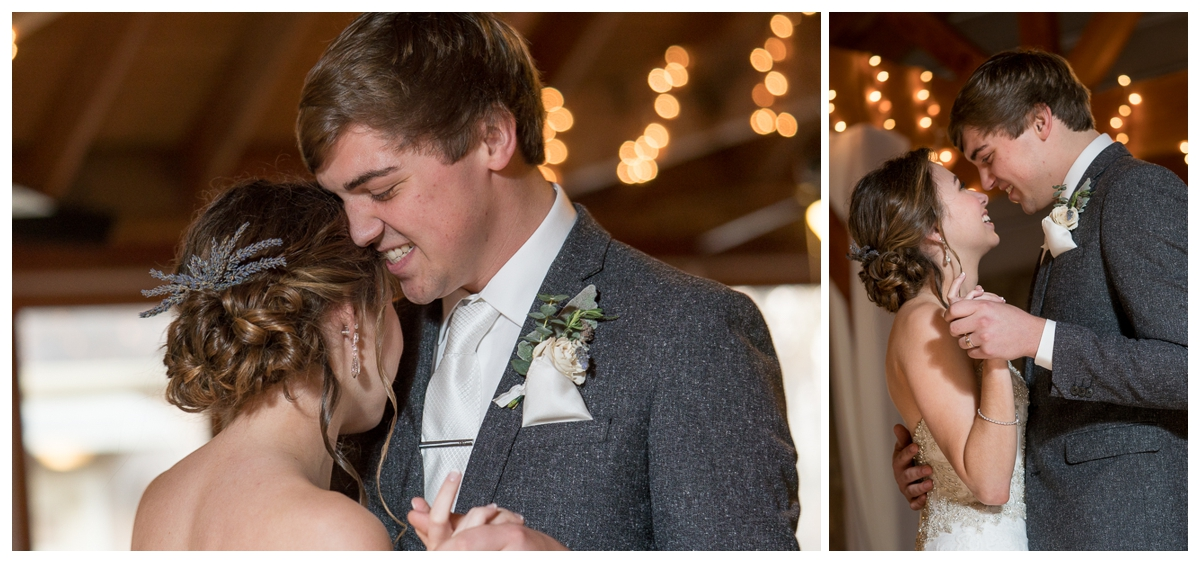 Bride and Groom First Dance | San Antonio Wedding Photography