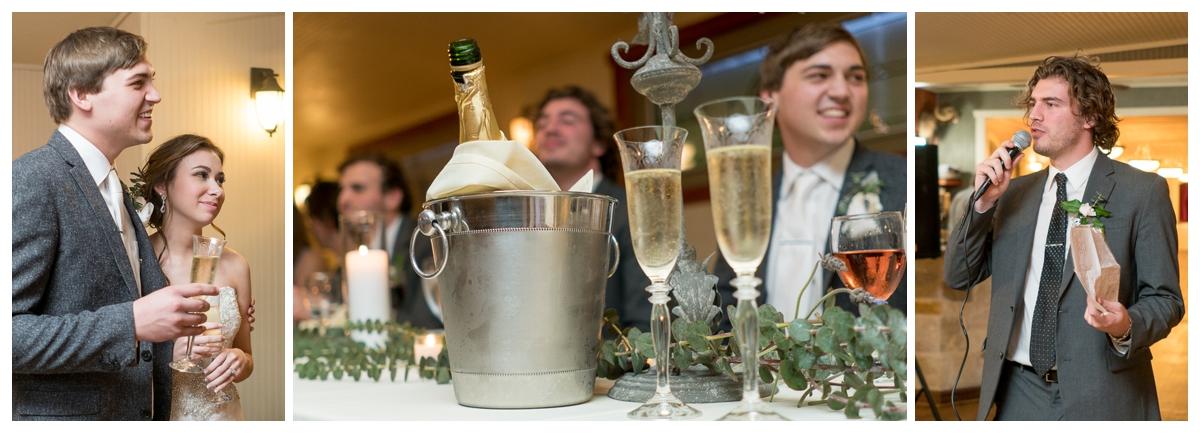 Toasts | San Antonio Wedding Photography