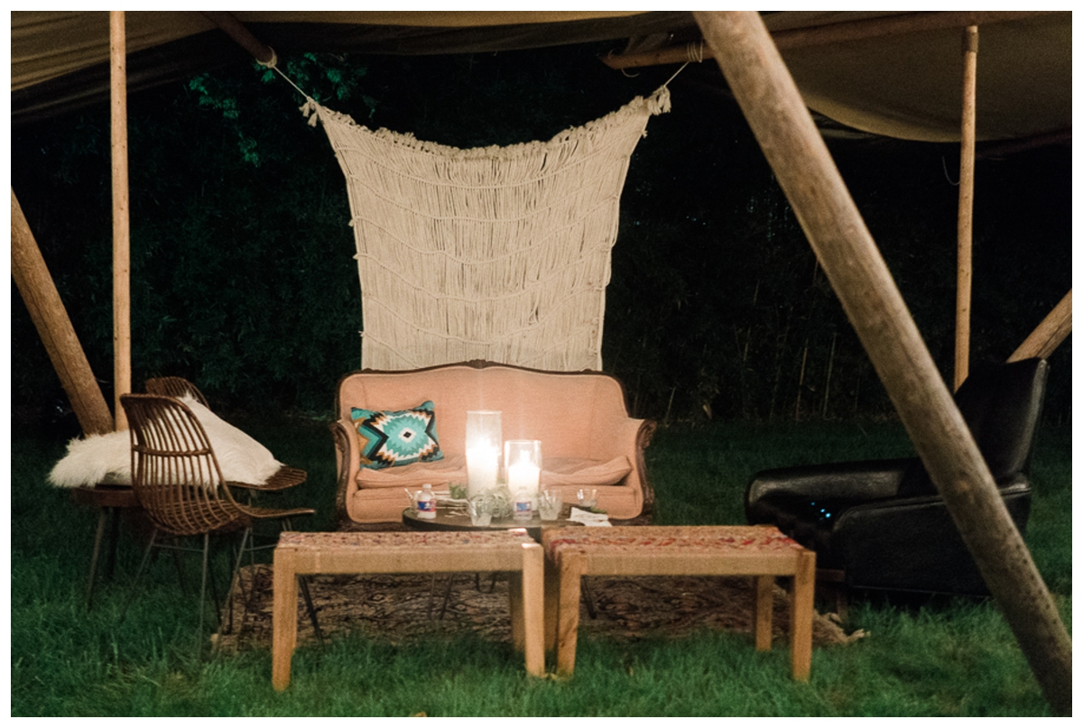 Sweet August Events, Indie House Event Rentals and Marquee Event Group