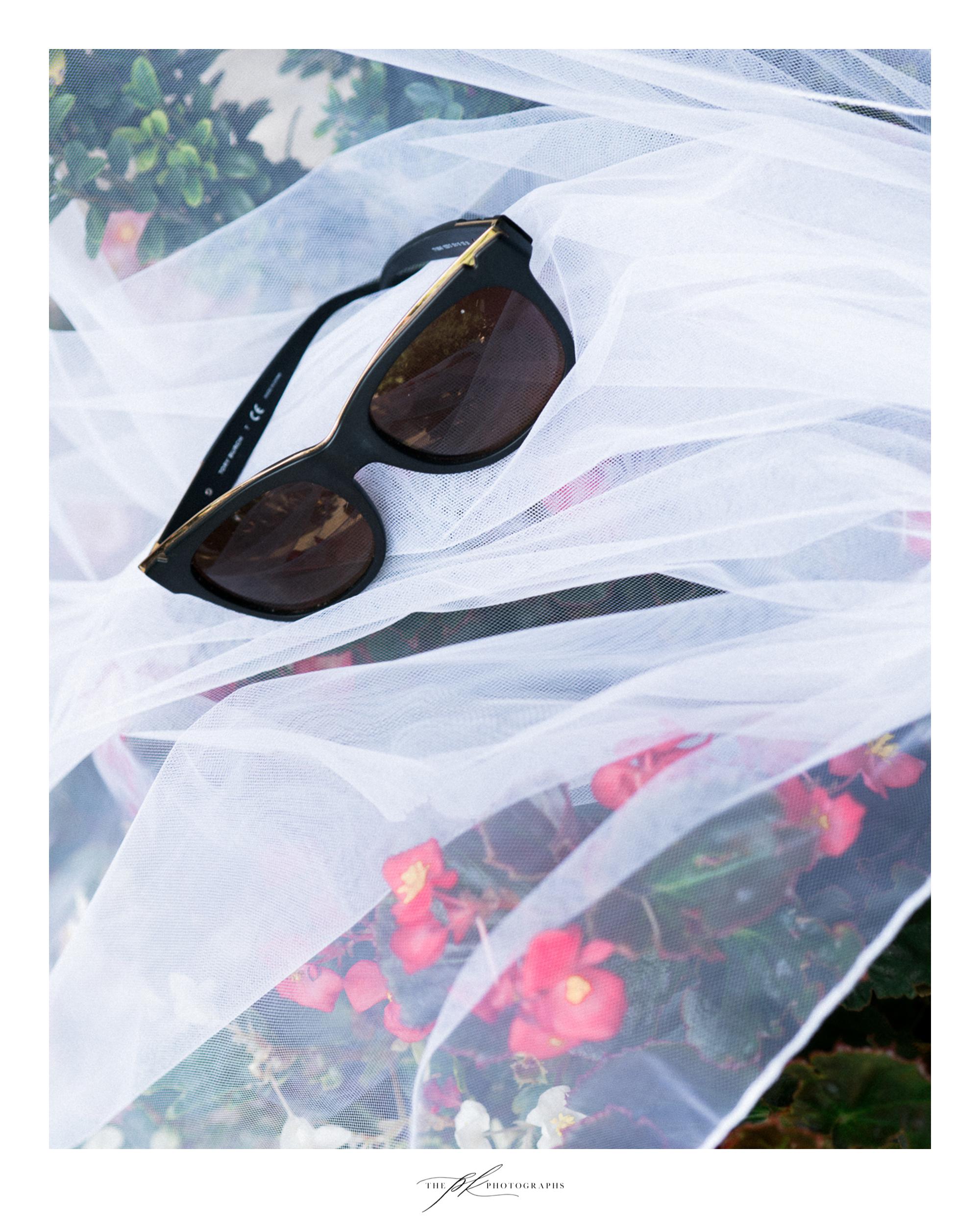 Wedding day accessories!