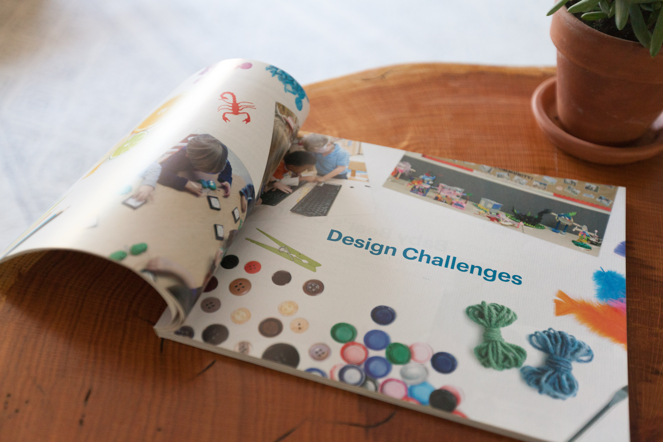 Making and Tinkering With STEM: Solving Design Challenges With Young Children