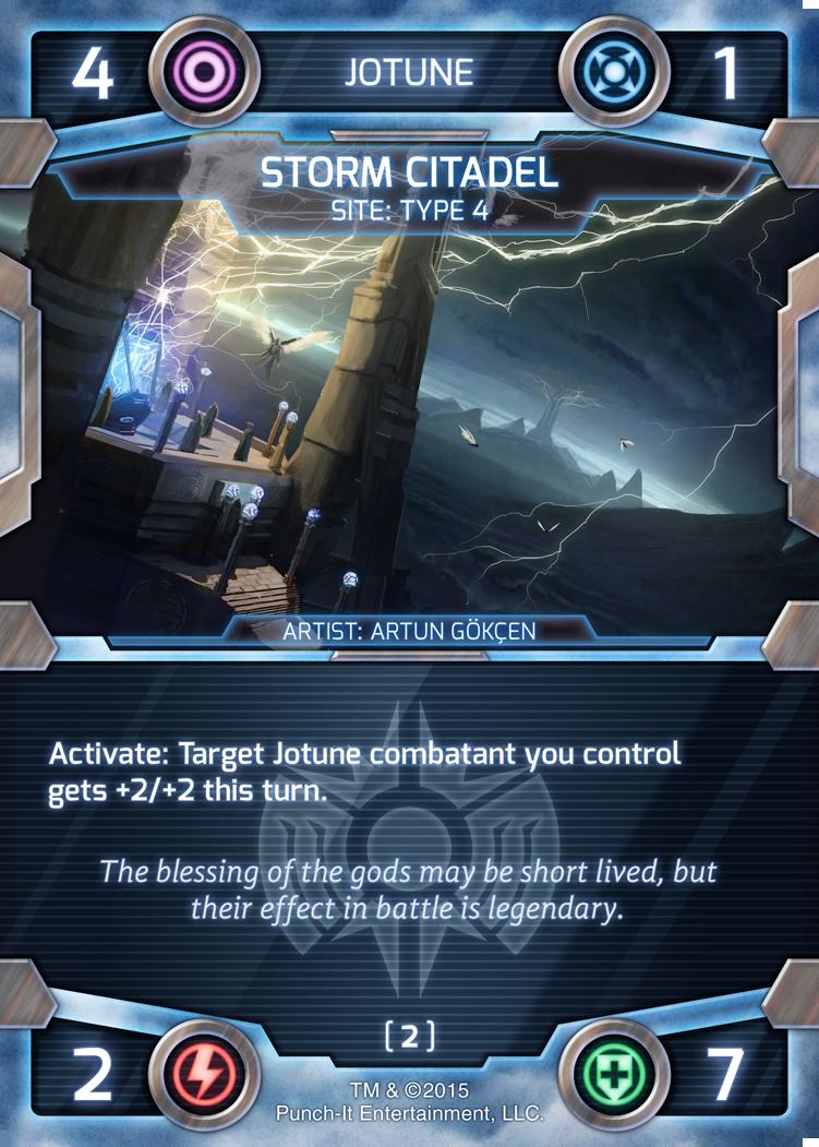 Storm Citadel