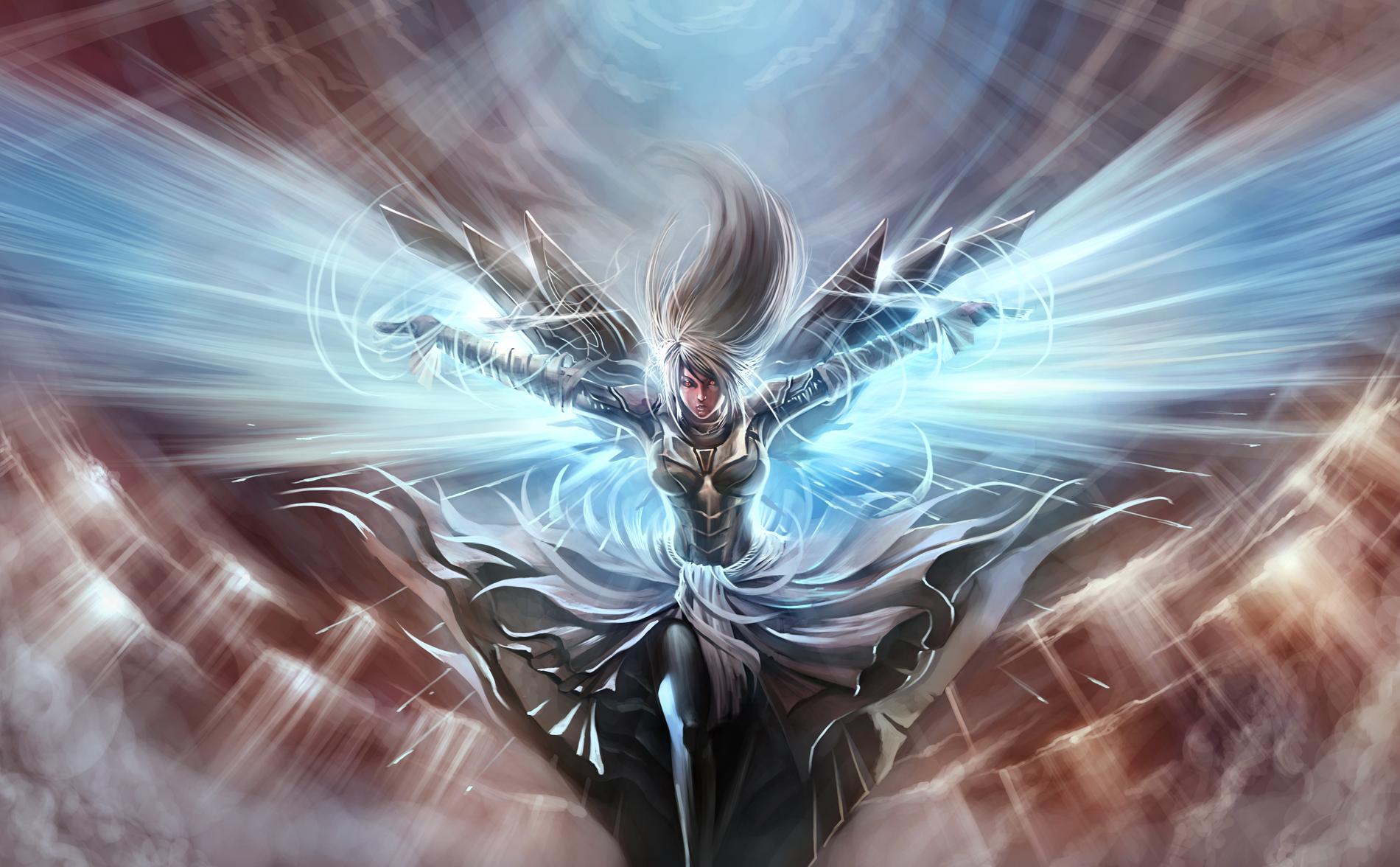 Sky Hawk  | Art by Wizyakuza
