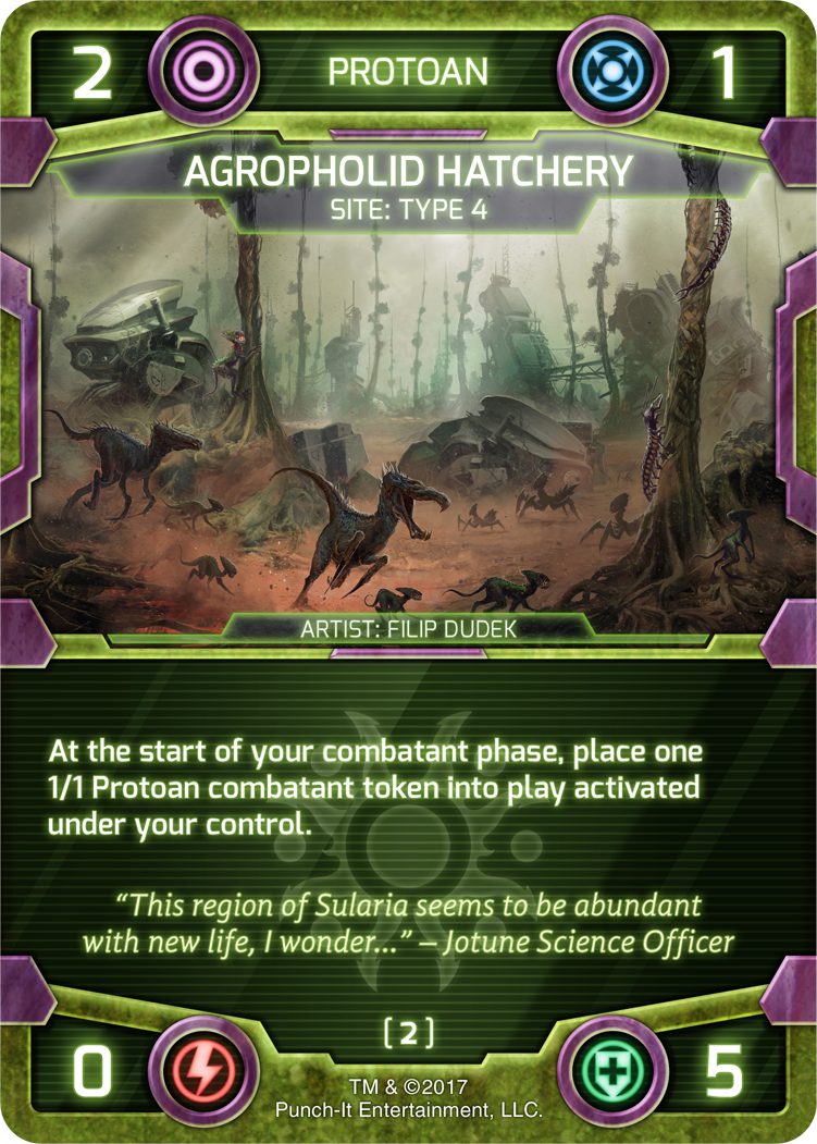 Protoan Card_Agropholid Hatchery_Screen Demo.png
