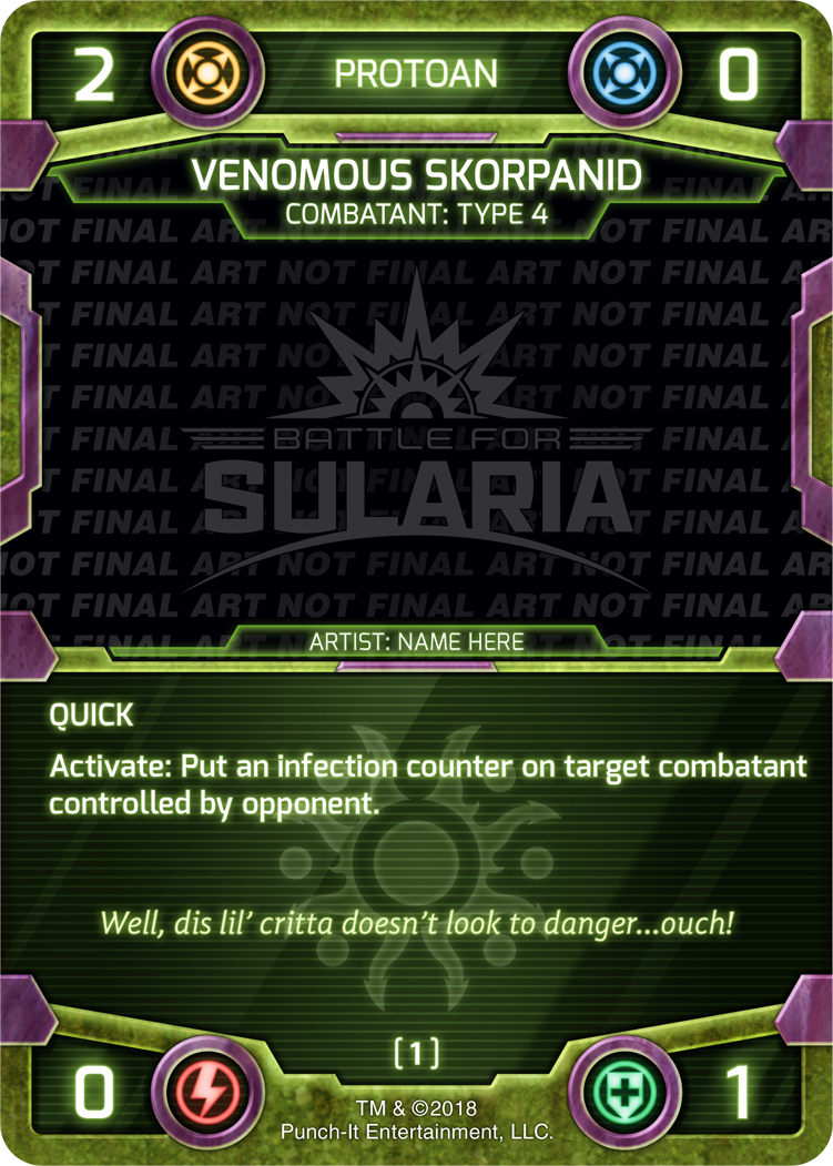 Protoan Card_Venomous Skorpanid_Screen Demo.png
