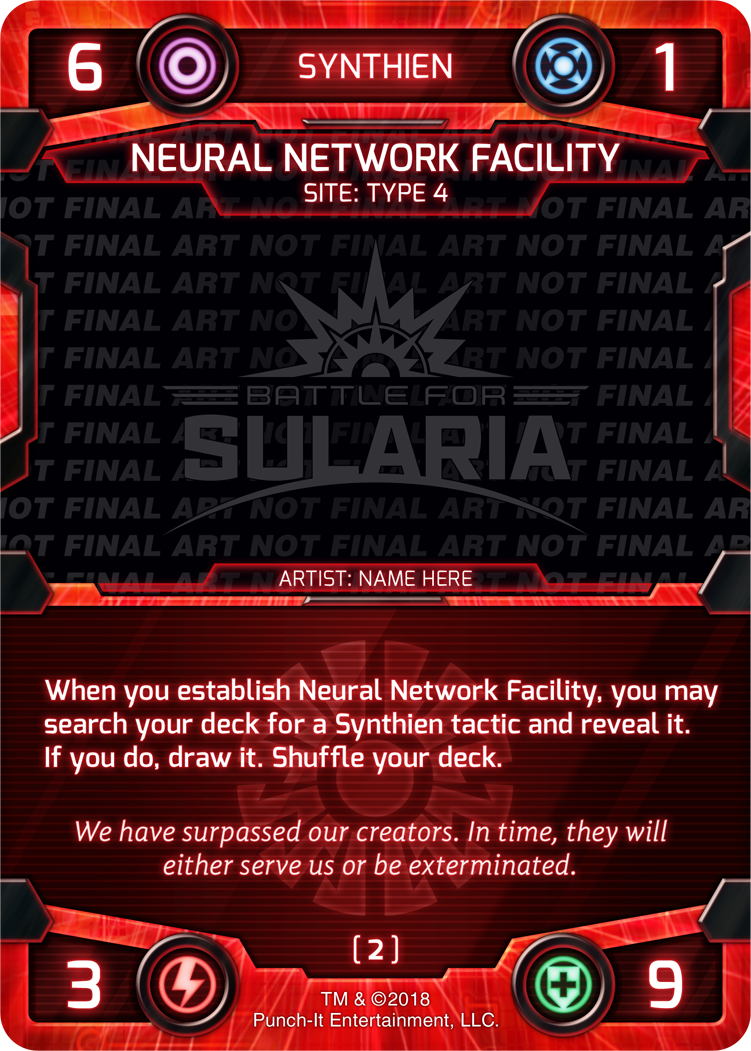 Synthien Card_Neural Network Facility_Screen Demo.png