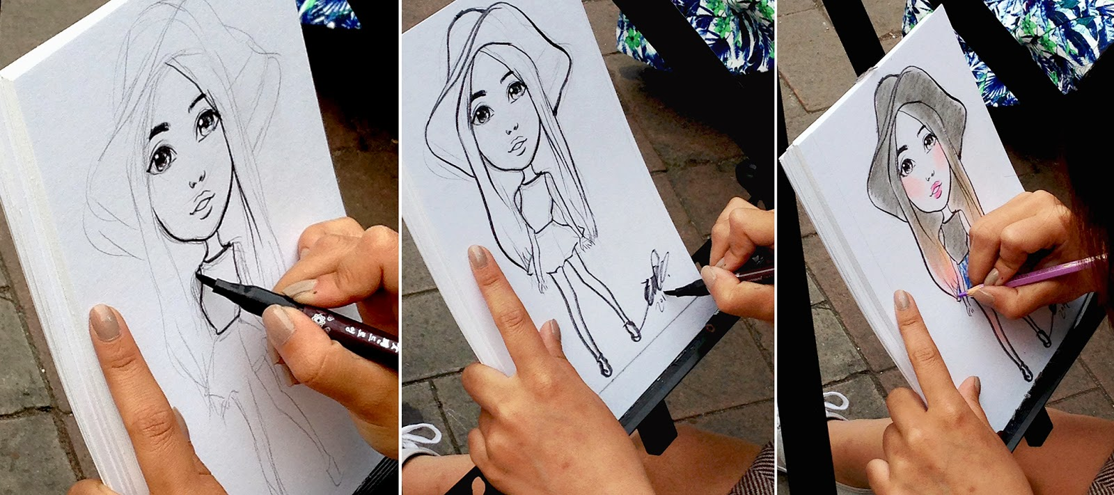 Vi_Loi_Caricature_Hongdae