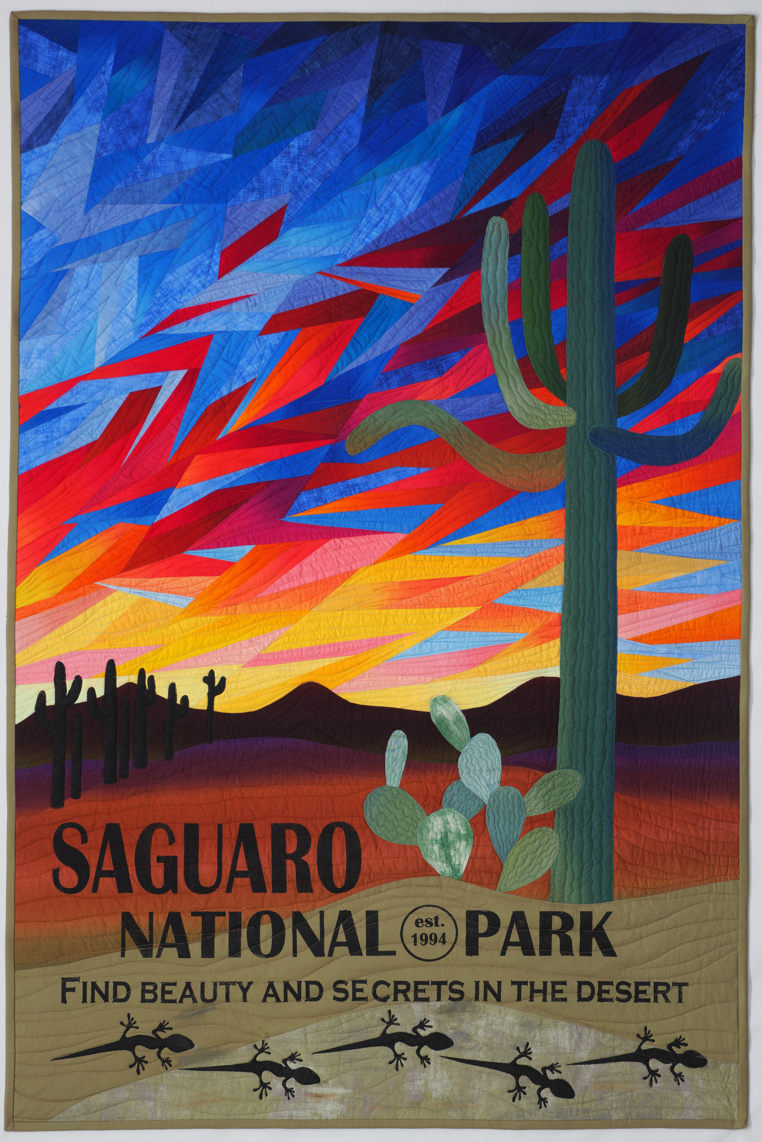 Saguaro Sunset - SOLD