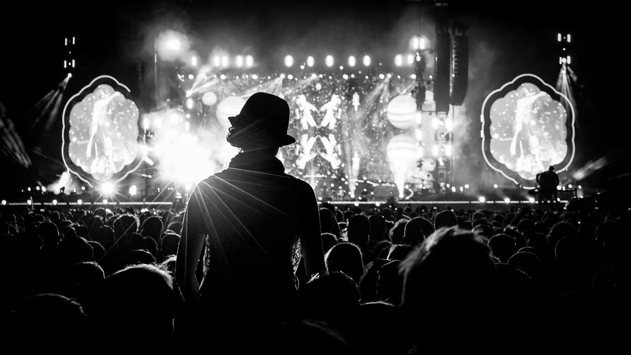 Coldplay Berlin 2016