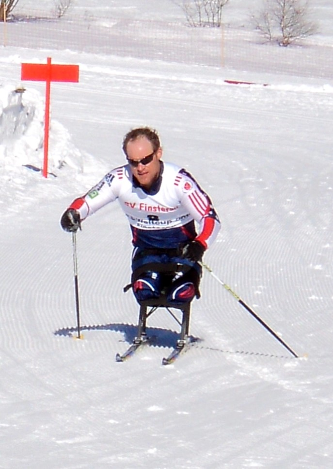 For a listing of Dan's 2015 Paralympic statistics with TEAM USA click  HERE