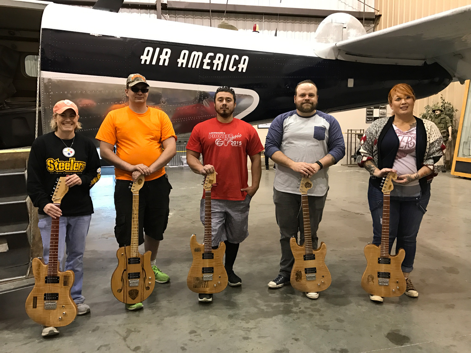 Heroes STEM Guitar Building Workshop (Murrieta, CA)