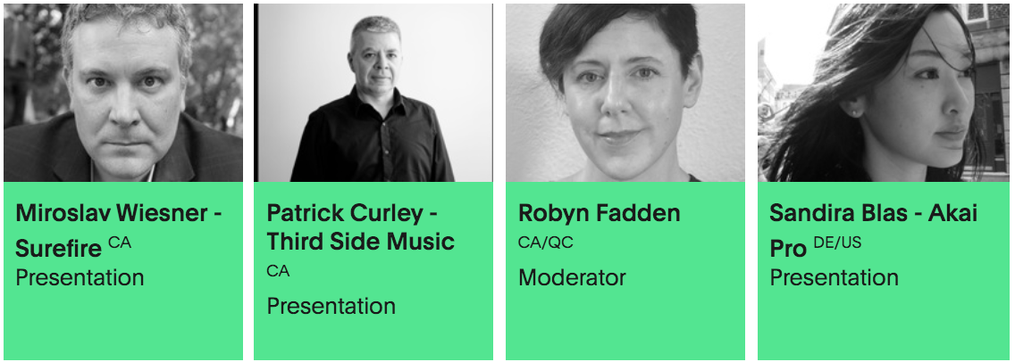 MAKING IT: INDUSTRY ISSUES: PRESENTATIONS August 23, 2018, 14:15 - 15:45   A series of insightful presentations from industry insiders and professonals.   - Miroslav Weisner: Call My Agent? Artist Representation in an Age of Creative Independence   - Sandira Blas: Alternative Marketing Strategies for Independent Artists - Pat Curley: Music Publishing & Licensing    Date:  August 23, 2018 14:15 - 15:45   Venue:   Monument-National - Le Café (1st floor)  1182 Saint-Laurent Blvd | (514) 871-9883 Montréal, Canada    Free / RSVP required   View this event on:  Facebook   This event takes place in English.