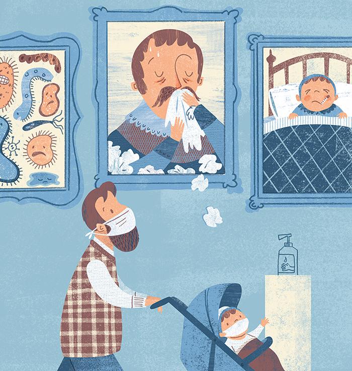 'Cold Comfort' - Metro Magazine, Suburban Man Column