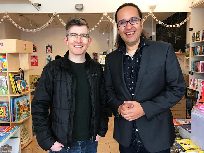 Gareth Malone & Chris Lam Sam