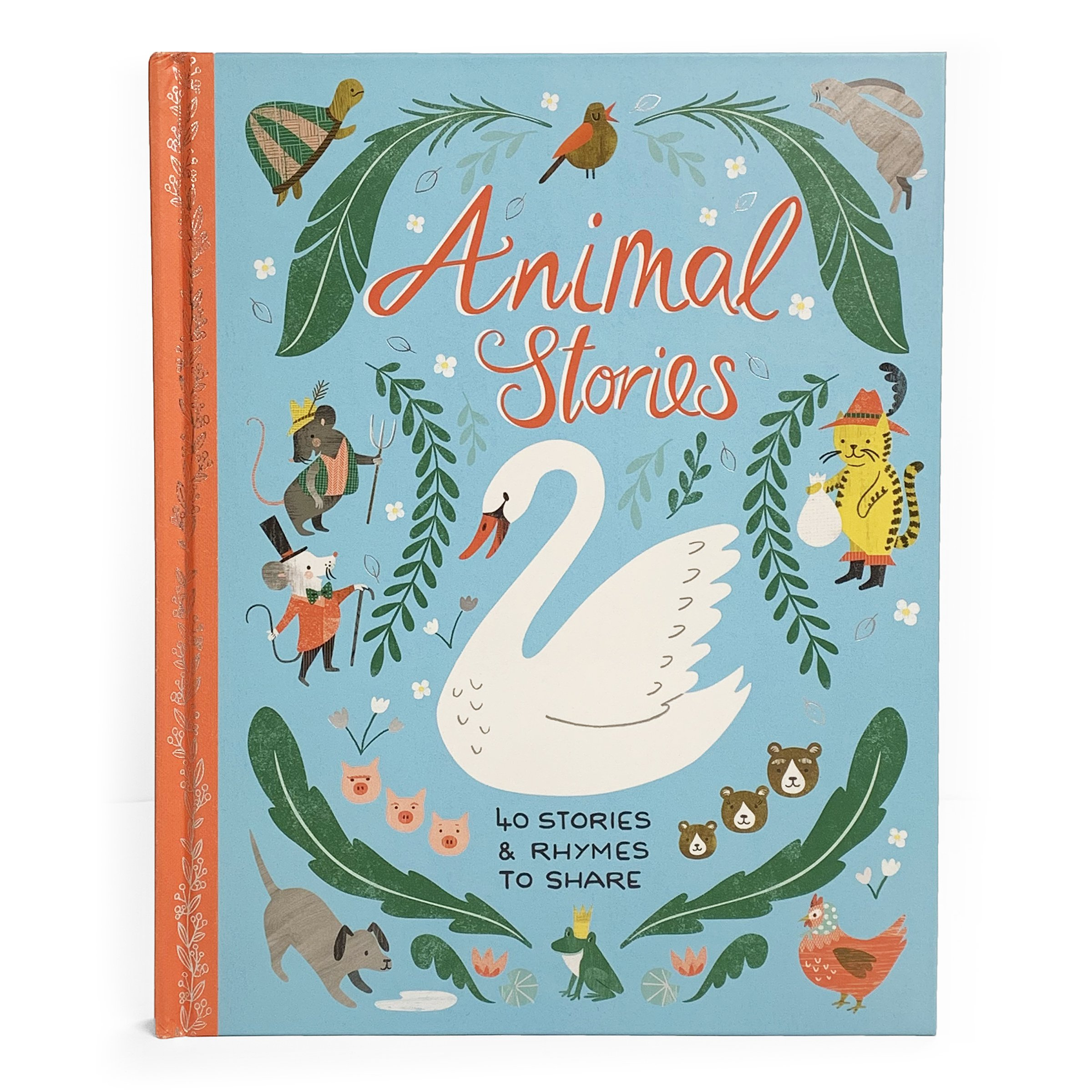 Animal Stories - Cottage Door Press