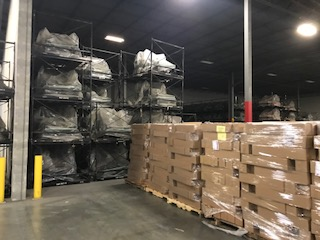 Carrier Services - LH Express provides carriers with value added services.  We provide warehousing, cross dock, local and regional distribution, as well as clean, monitored storage.