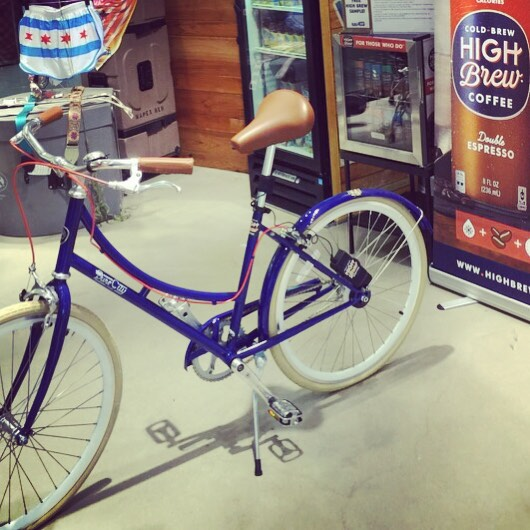 pure city high brew bike