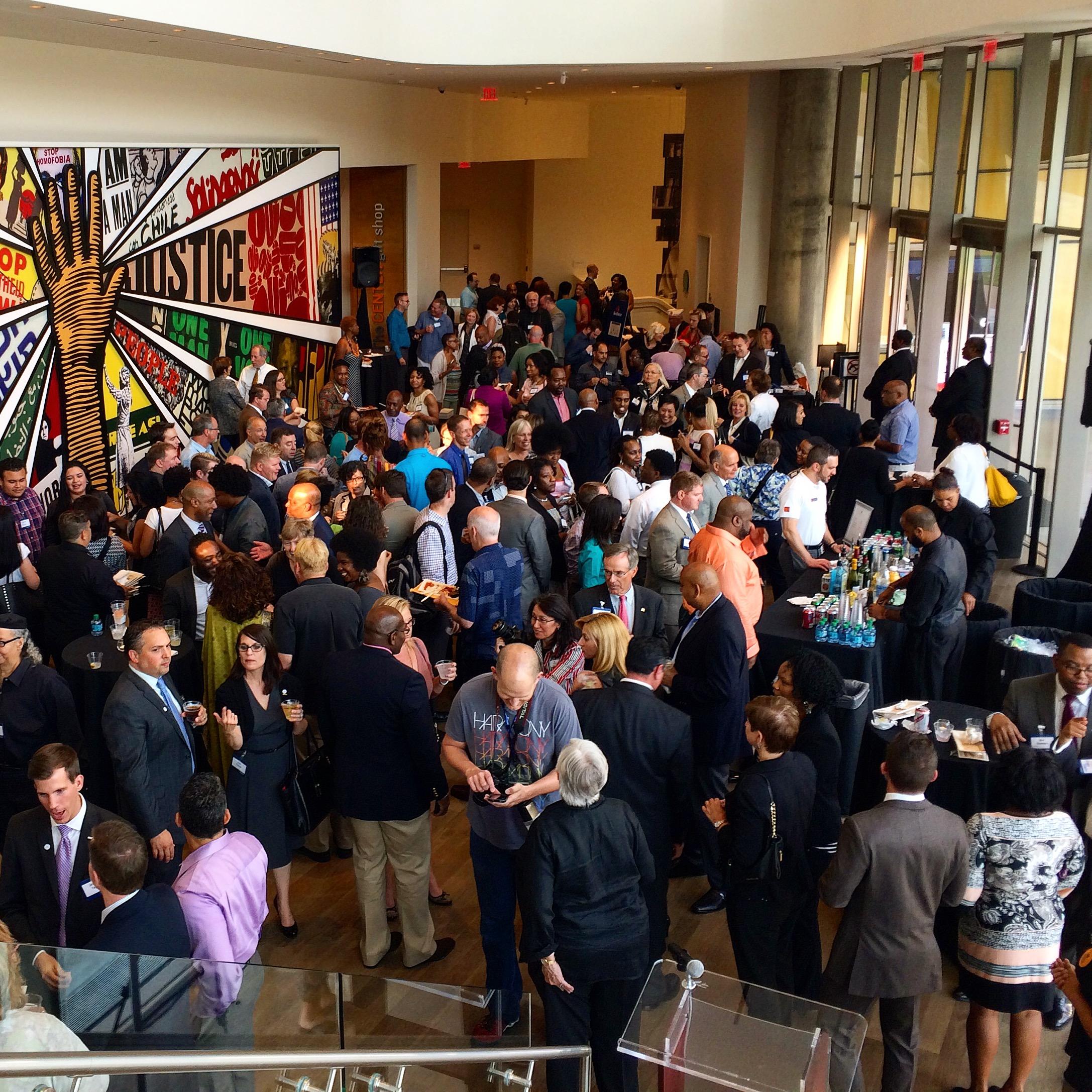 LGBT Institute Launch host by SunTrust.jpg