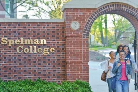 Spelman College (Photo source:Twitter-@SpelmanCollege)