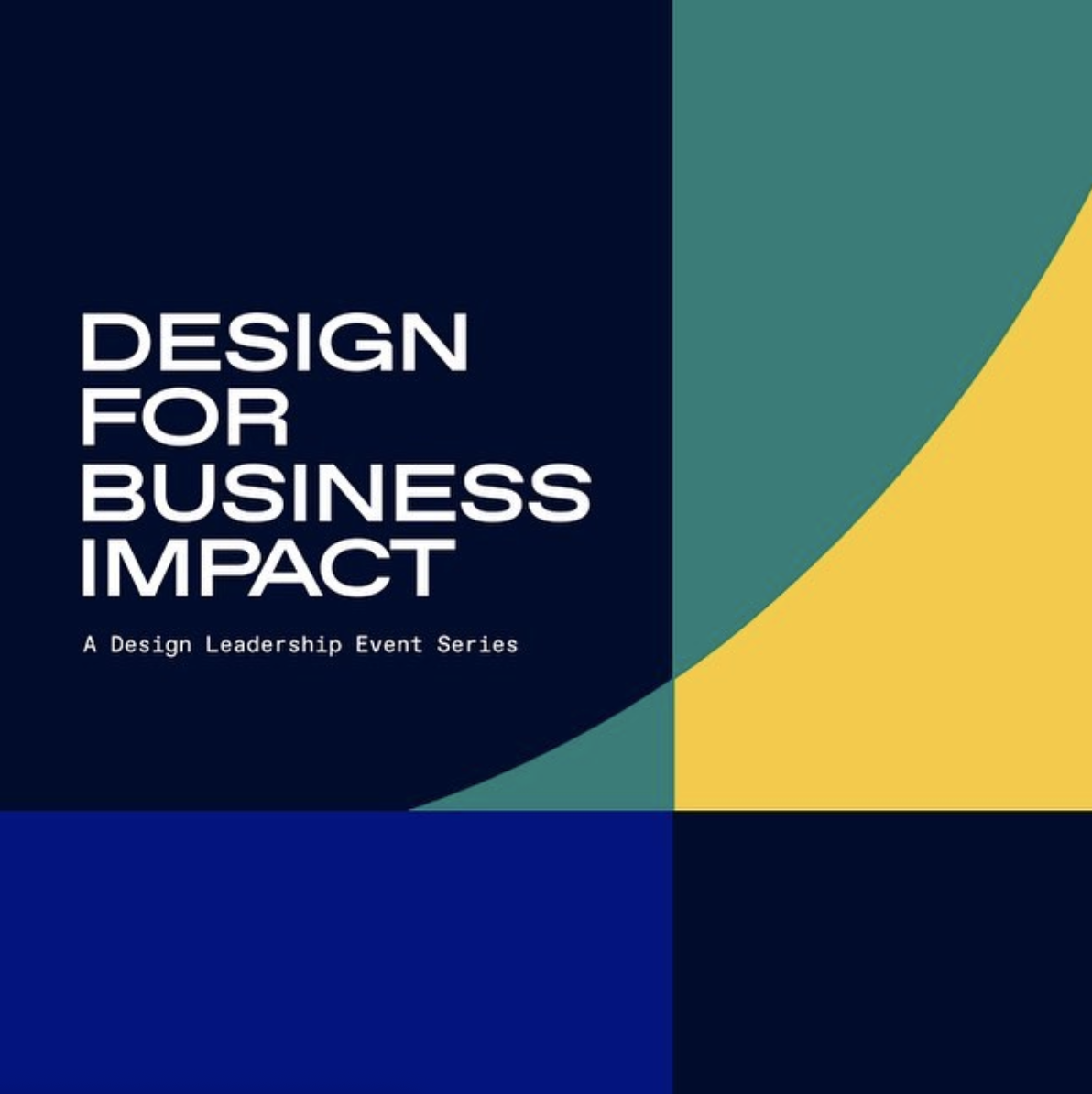 Designer Fund's Design for Business Impact — Strategy & Production
