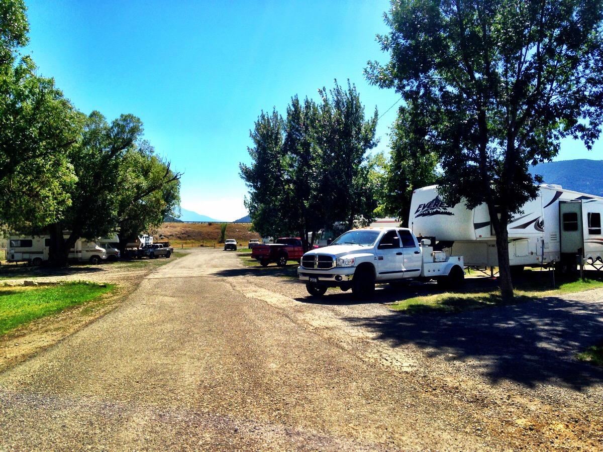 Livingston Campground