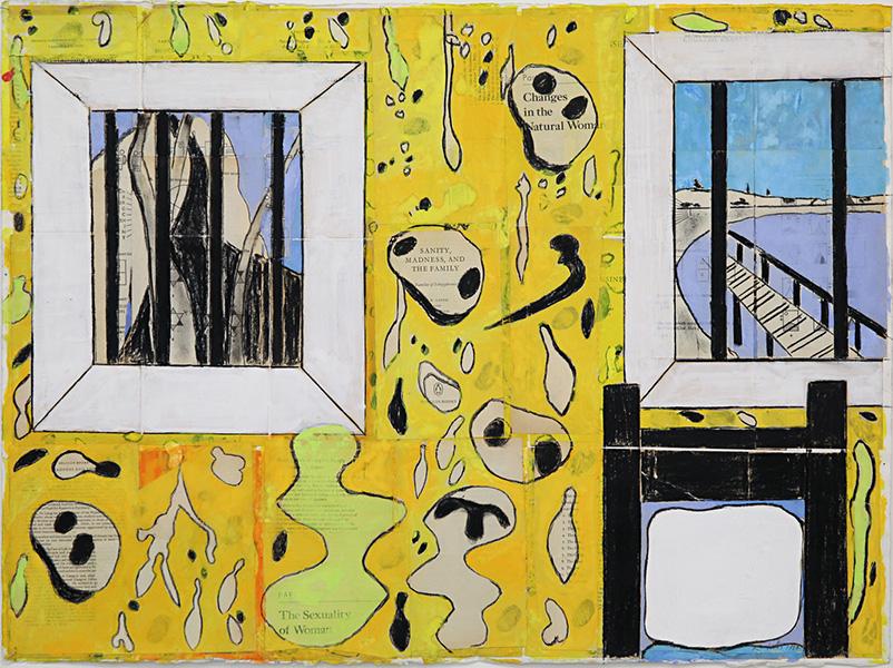 Yellow Wallpaper II