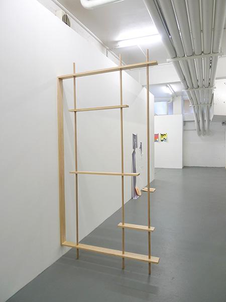 Room Divider: Composition I
