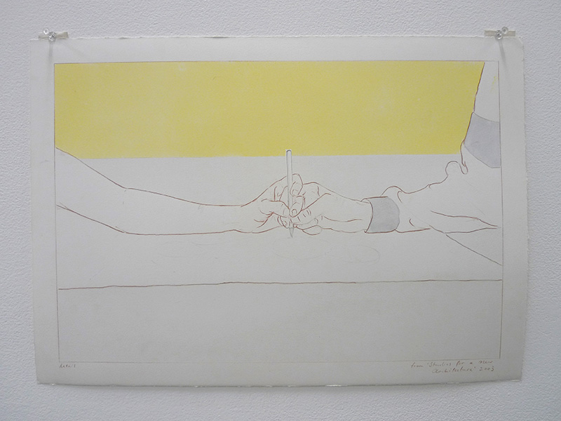 Studies for a new architecture, 2003