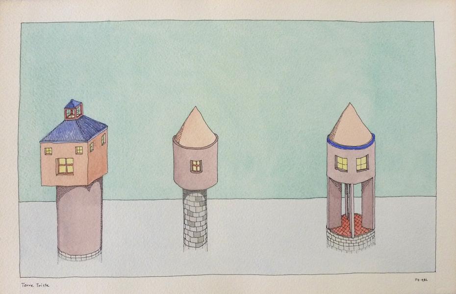 Torre triste