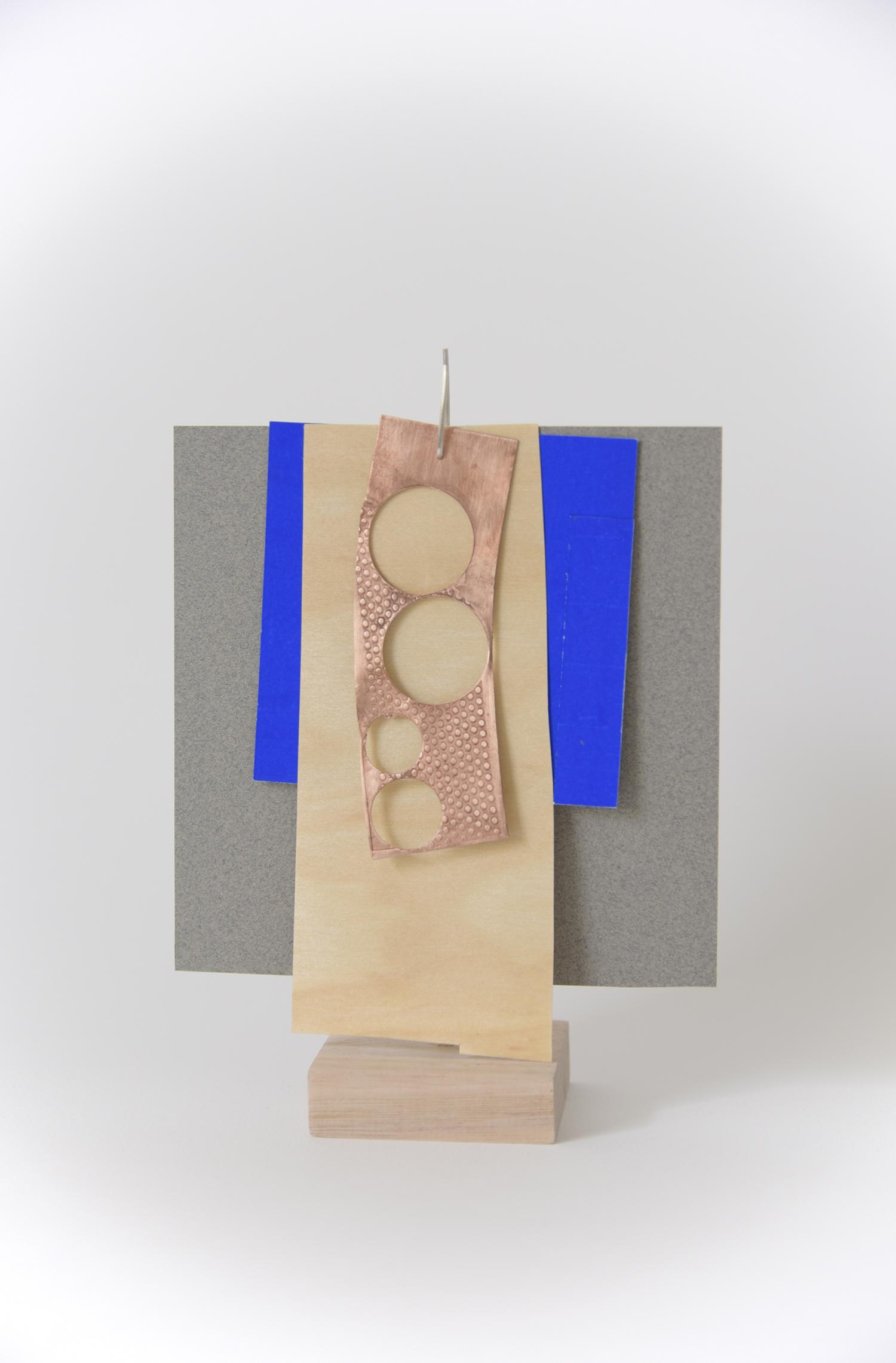 Hardbody Sculpture (Object) I (front)