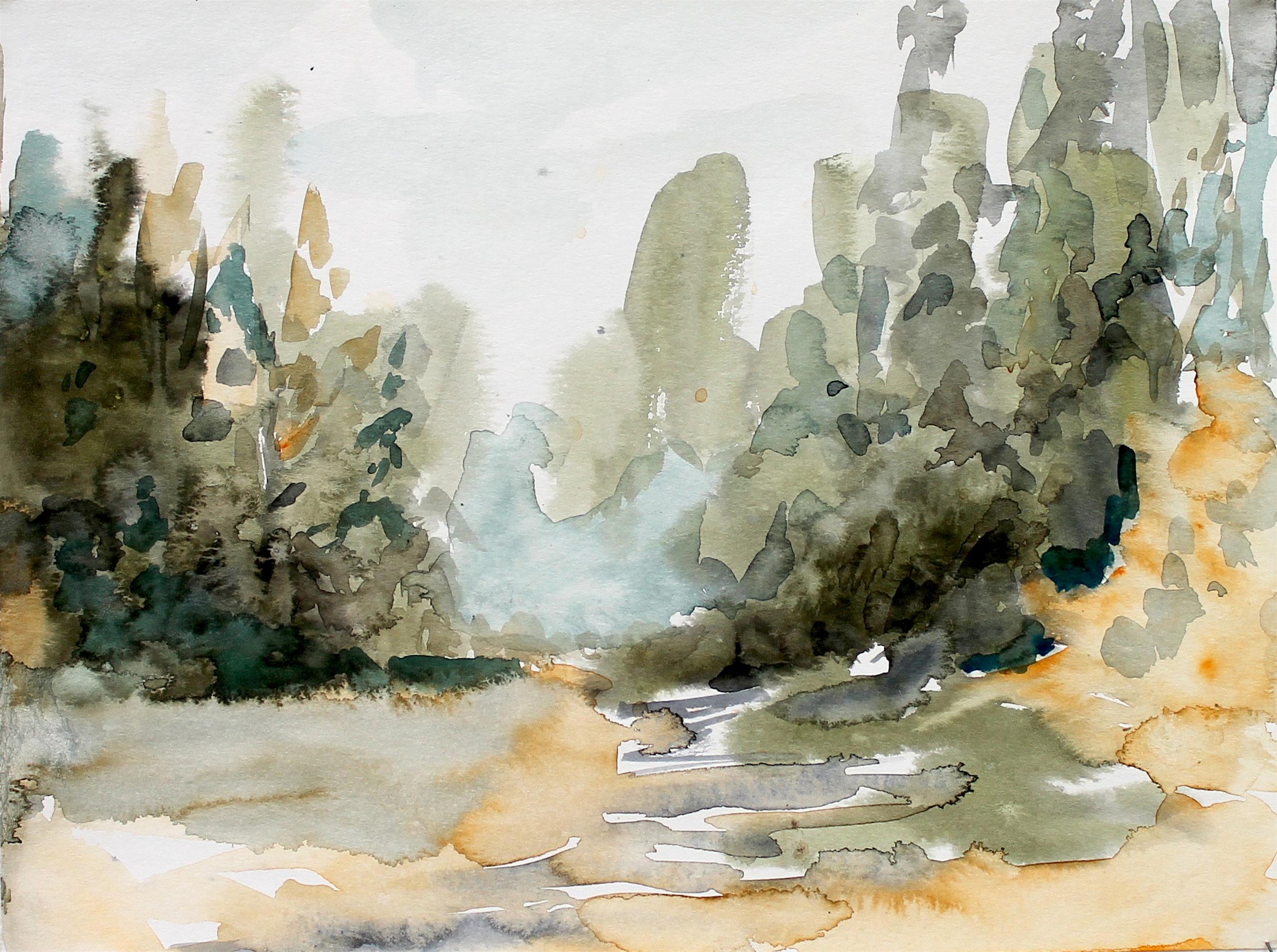 Oregon Stream
