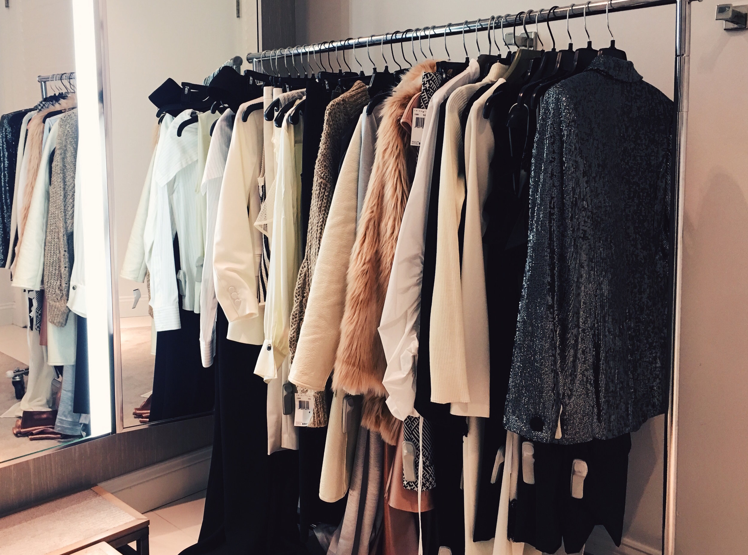 THE CLOSET PURGE: SPRING CLEANING EDITION -
